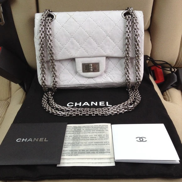 9b1b1d37b558 CHANEL Handbags - Authentic Chanel 50th Anniversary Reissue Flap Bag